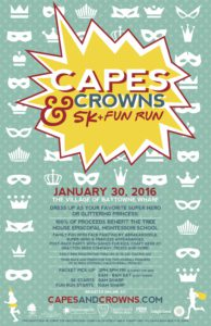 Capes and Crowns Poster 2016 low res