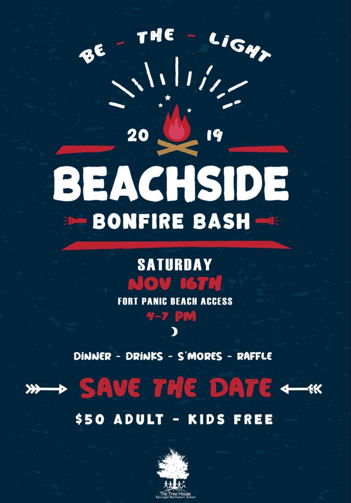 2019 Beachside Bonfire Bash